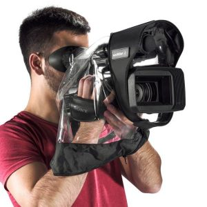 Sachtler Transparent Raincover for Small Video Cameras (SR410) pláštenka na kameru
