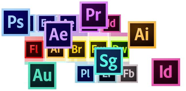 Adobe CC All Apps