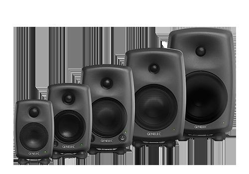 Aktívne audio monitory Genelec
