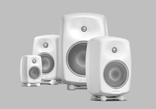 Genelec reproduktory na domáce audio