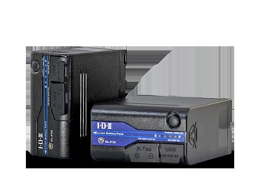 IDX DV batérie