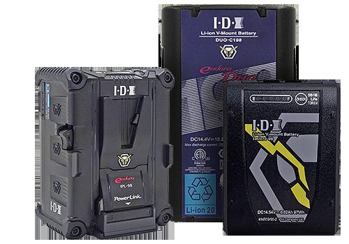 IDX V-mount batérie