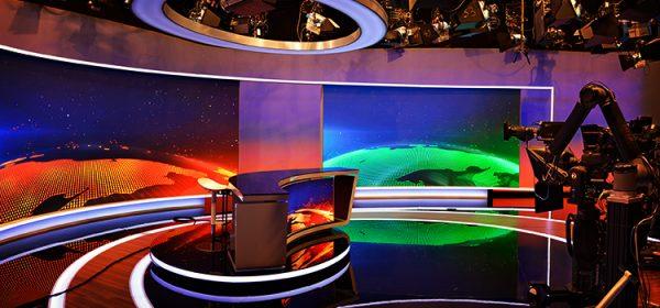 spravodajské štúdio TV Markíza