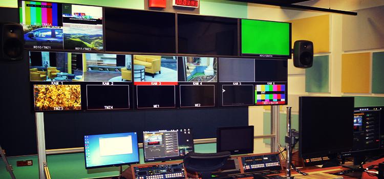 Rekonštrukcia regionálneho štúdia RTVS Košice