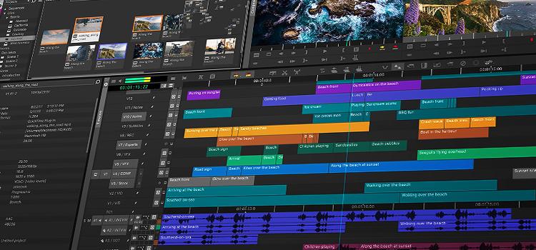 Avid Media Composer 2020