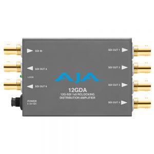 AJA 12GDA Mini-Converter