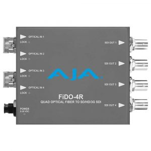 AJA FiDO-4R Mini-Converter
