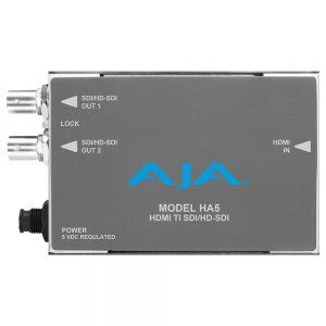 AJA HA5 Mini-Converter