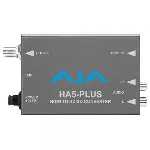 AJA HA5-Plus Mini-Converter