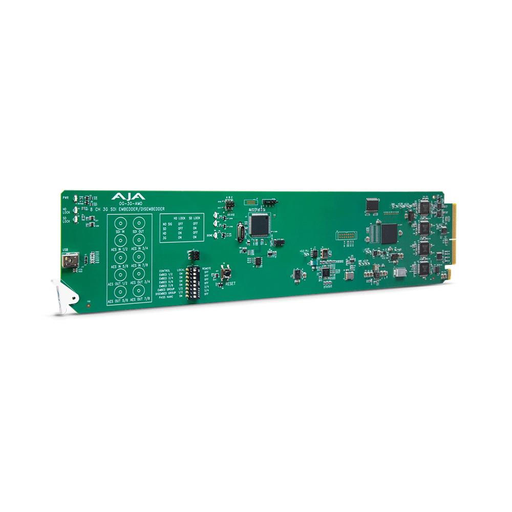 AJA OG-3G-AMD openGear