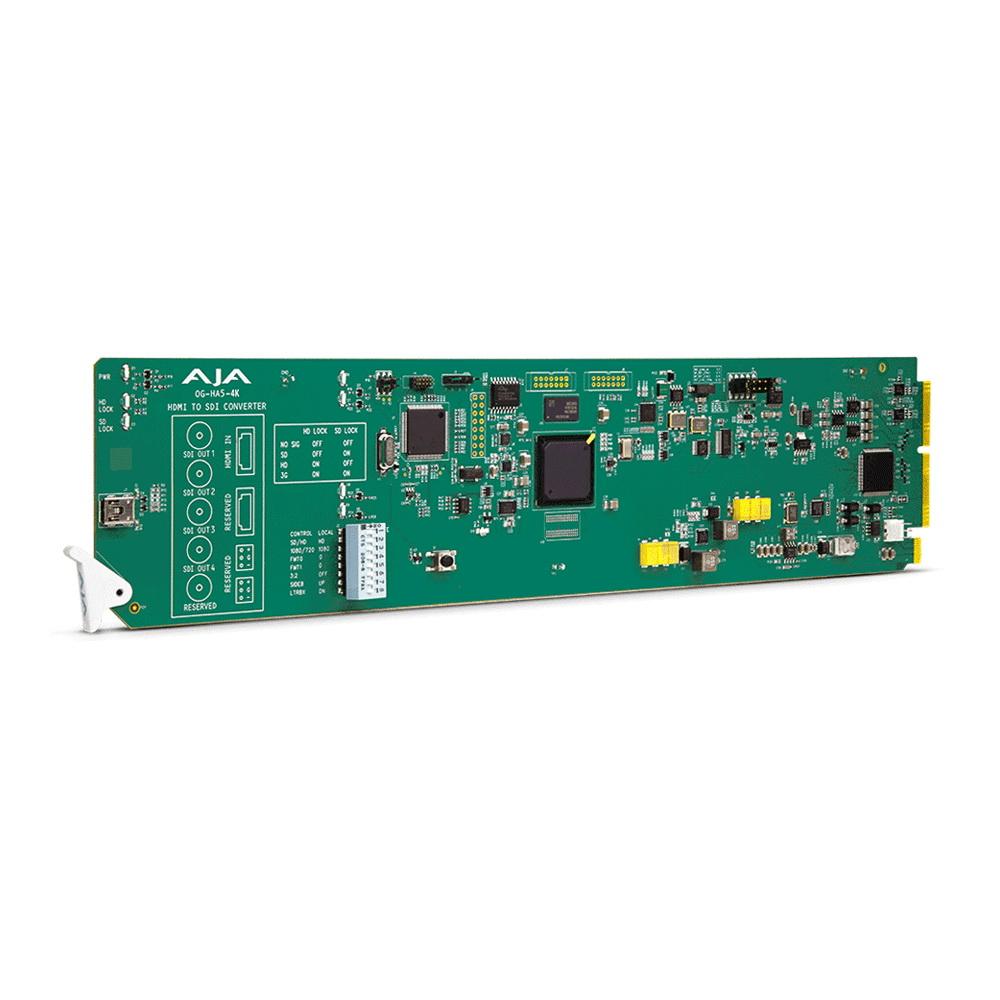 AJA OG-HA5-4K openGear