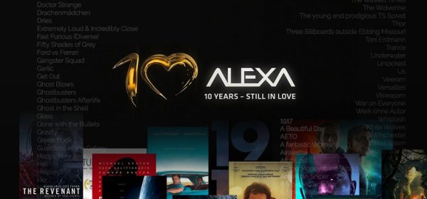 ARRI Alexa ma 10 rokov