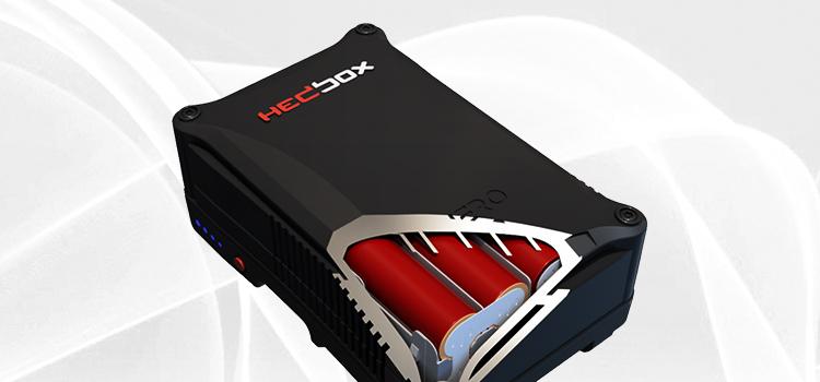 Hedbox Nero