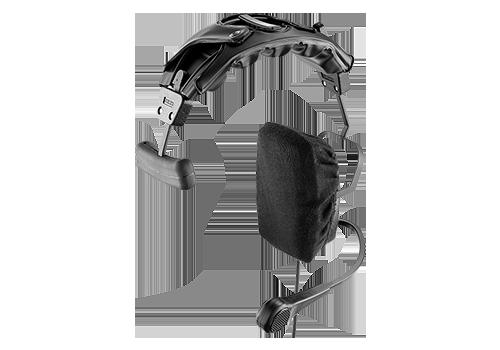 RTS headset slúchadlá