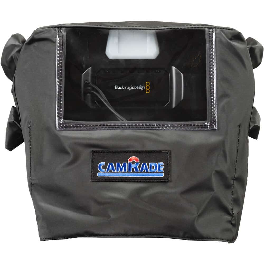 "camRade wetSuit Blackmagic URSA Studio 7"" VF pršiplášť CAM-WS-BMURSA-STUDIO-7-VF"