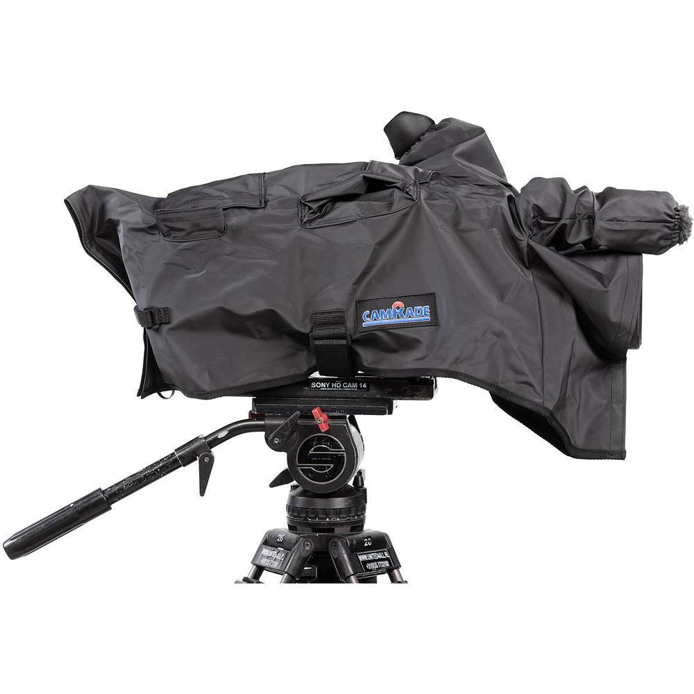 camRade wetSuit EFP Handheld (Black) pršiplášť CAM-WS-EFP-HANDHELD-BL