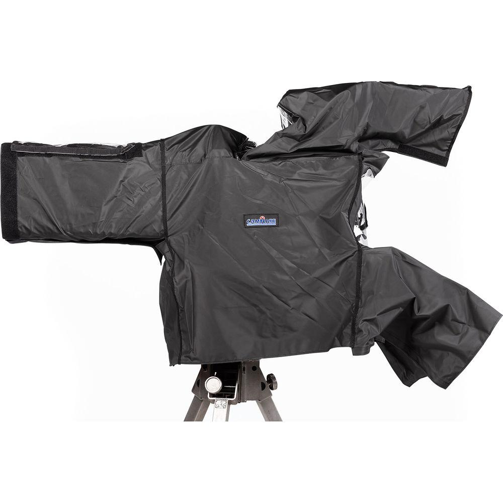 camRade wetSuit EFP Large (Black) pršiplášť CAM-WS-EFP-LARGE-BL