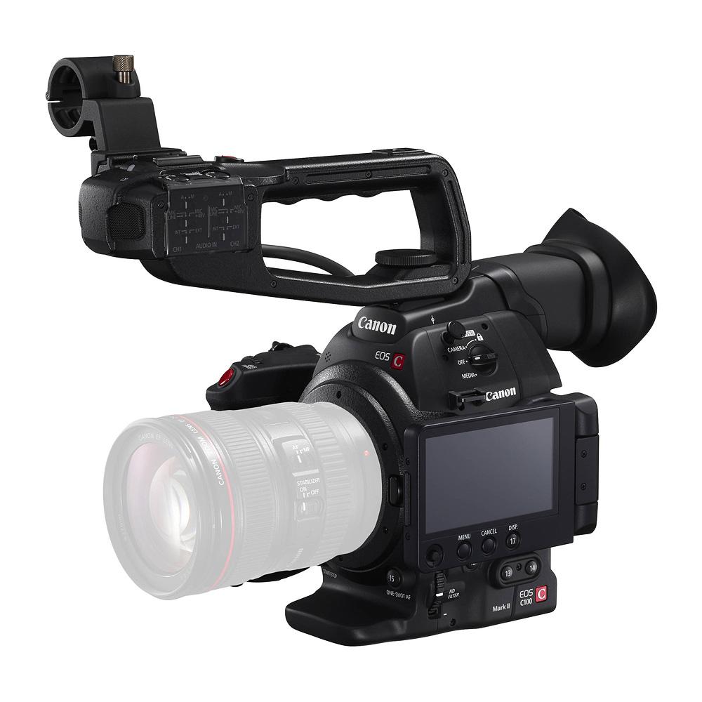 Canon EOS C100 mk2