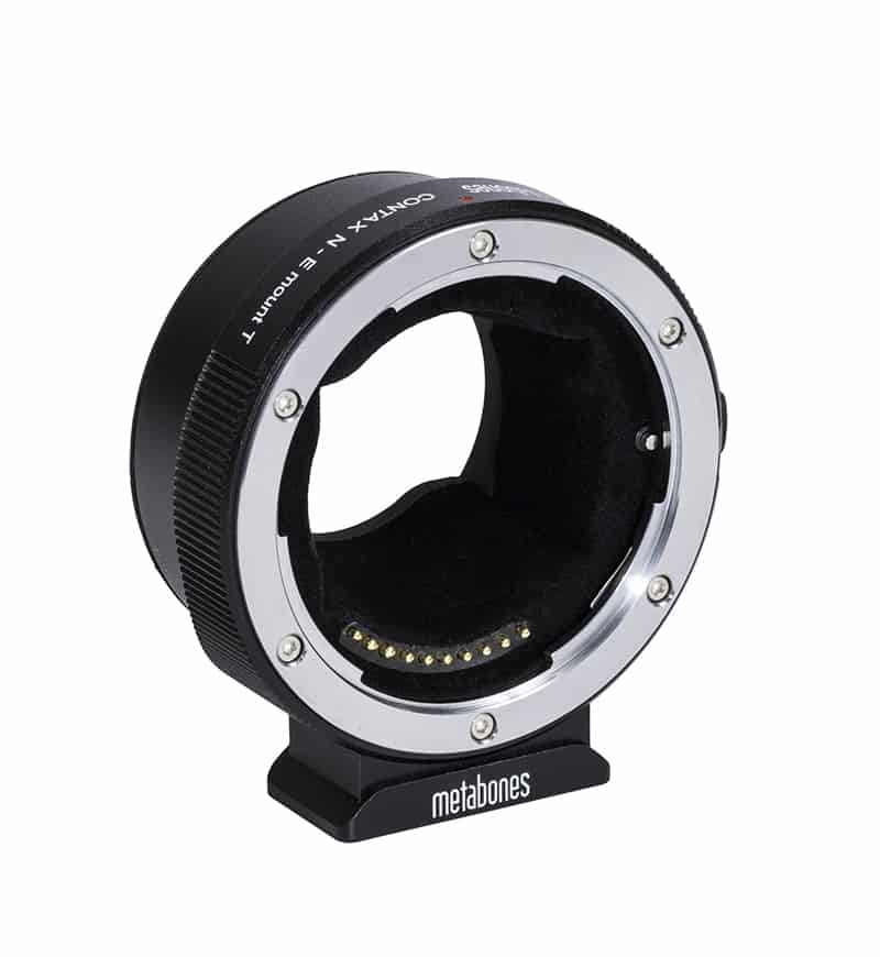 Metabones ContaxN Lens to Sony E-mount T Smart Adapter (MB_CN-E-BT1)