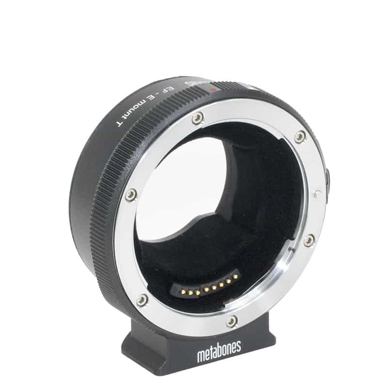 Metabones Canon EF Lens to Sony E Mount T Smart Adapter (Mark V) (MB-EF-E-BT5)