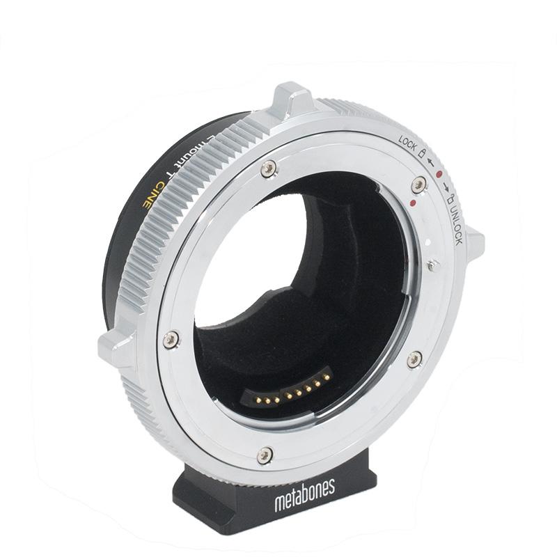 Metabones Canon EF Lens to Sony E Mount T Cine Smart Adapter (MB-EF-E-BT6)