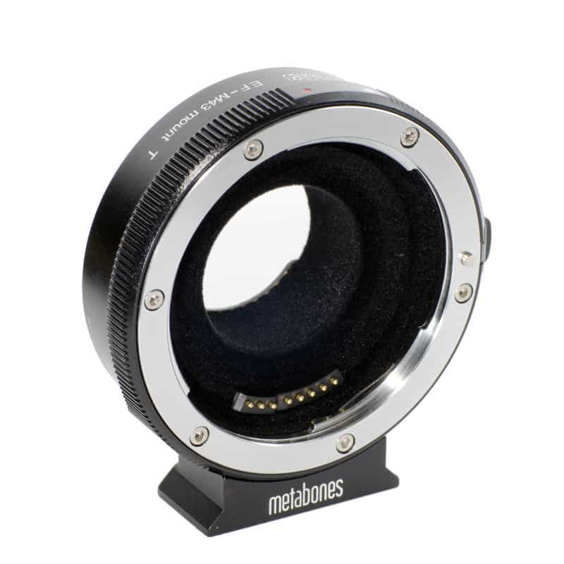 Metabones Canon EF Lens to Micro Four Thirds T Smart Adapter (MB_EF-m43-BT2)