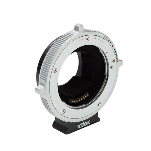 Metabones Canon EF Lens to Fuji X mount T Cine Smart Adapter (MB_EF-X-BT2)