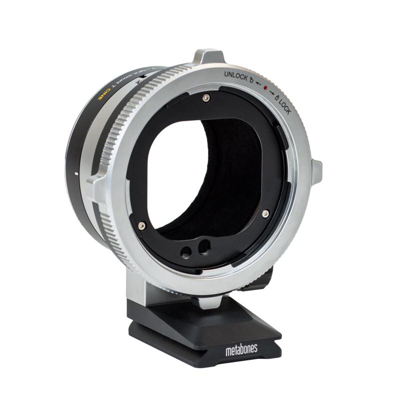 Metabones Hasselblad V Lens to Fujifilm G mount (GFX) T Cine Adapter (MB_HV-FG-BT1)