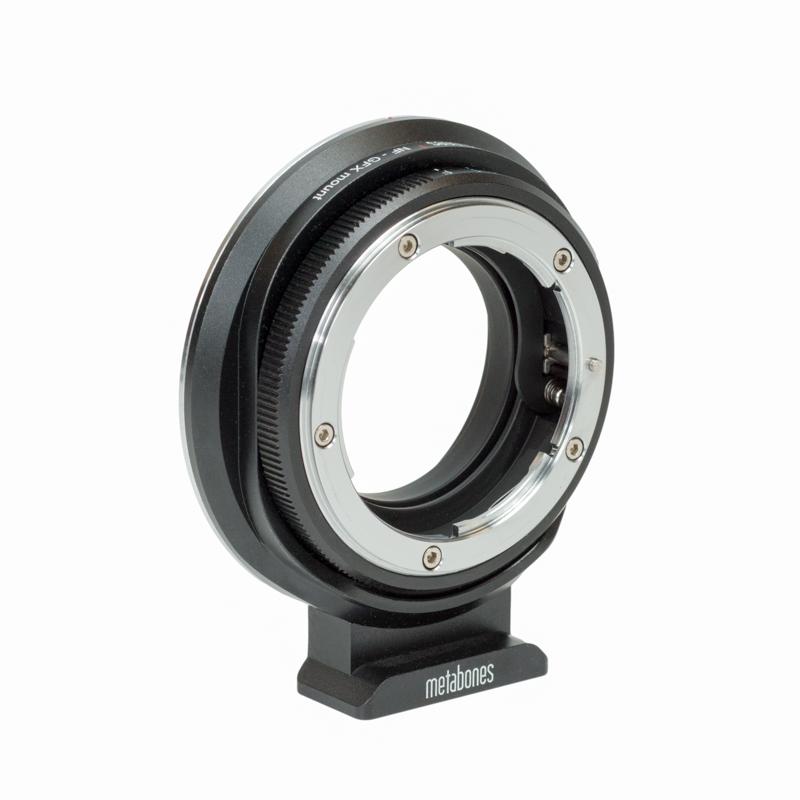 Metabones Nikon G Lens to Fuji G-mount Adapter (GFX) (MB_NFG-FG-BM1)