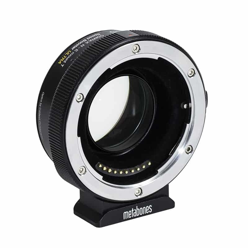 Metabones ContaxN Lens to Sony E-mount T Speed Booster Ultra 0.71x Adapter (MB_SPCN-E-BT1)