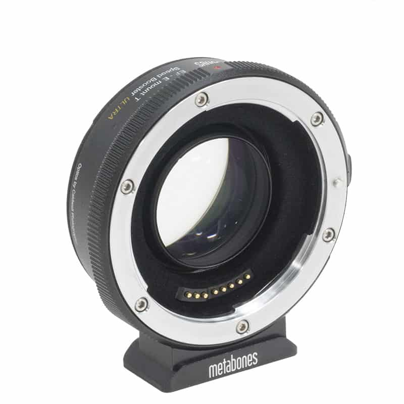 Metabones Canon EF Lens to Sony E-mount T Speed Booster Ultra 0.71x II (MB_SPEF-E-BT4)