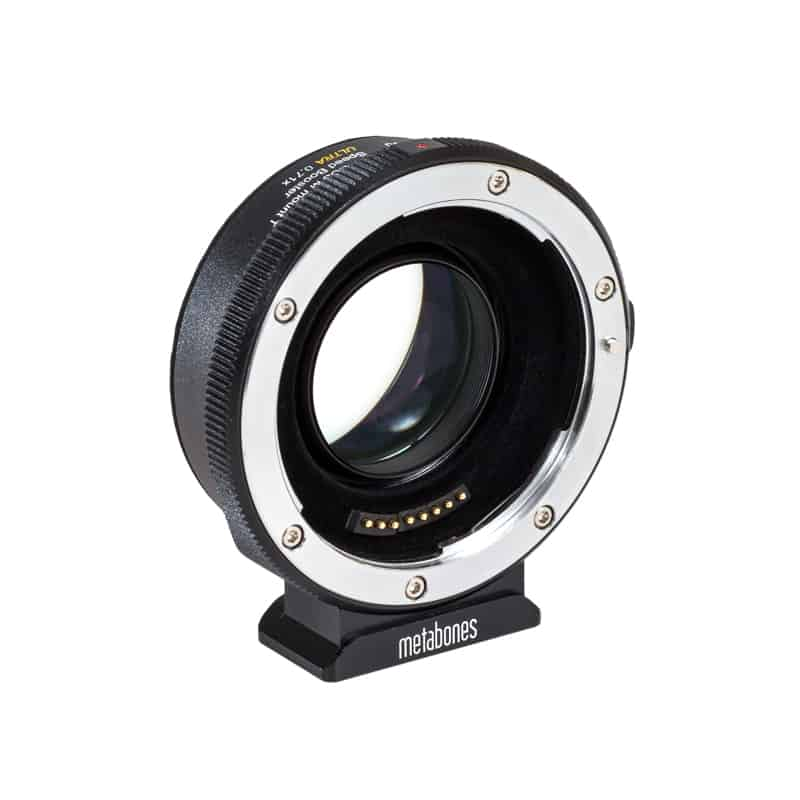 Metabones Canon EF Lens to EFM Mount T Speed Booster Ultra 0.71x (EOS M) (MB_SPEF-EFM-BT1)
