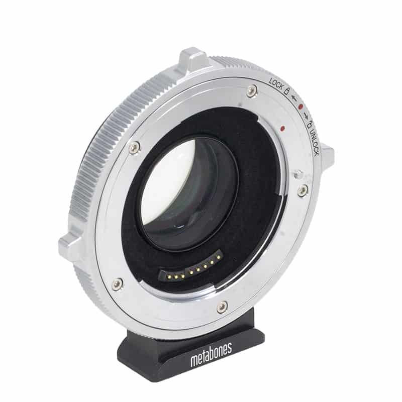 Metabones Canon EF Lens to Micro Four Thirds T Cine Speed Booster Ultra 0.71x (MB_SPEF-m43-BT5)