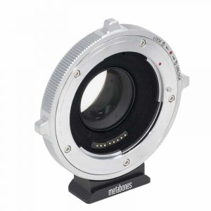 Metabones Canon EF Lens to Micro Four Thirds T Cine Speed Booster XL 0.64x (MB_SPEF-m43-BT6)