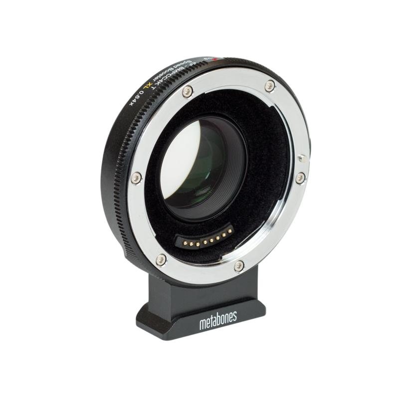 Metabones Canon EF Lens to BMPCC4K T Speed Booster XL 0.64x (MB_SPEF-M43-BT9)