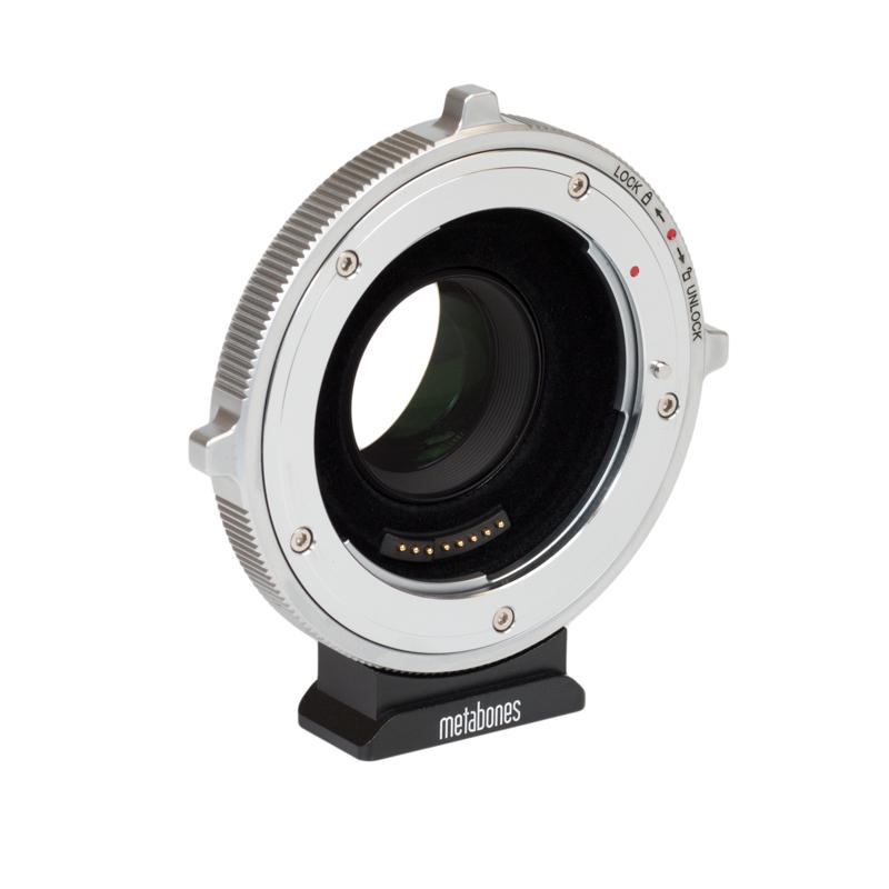 Metabones Canon EF Lens to BMPCC4K T Cine Speed Booster XL 0.64x (MB_SPEF-m43-BTB)