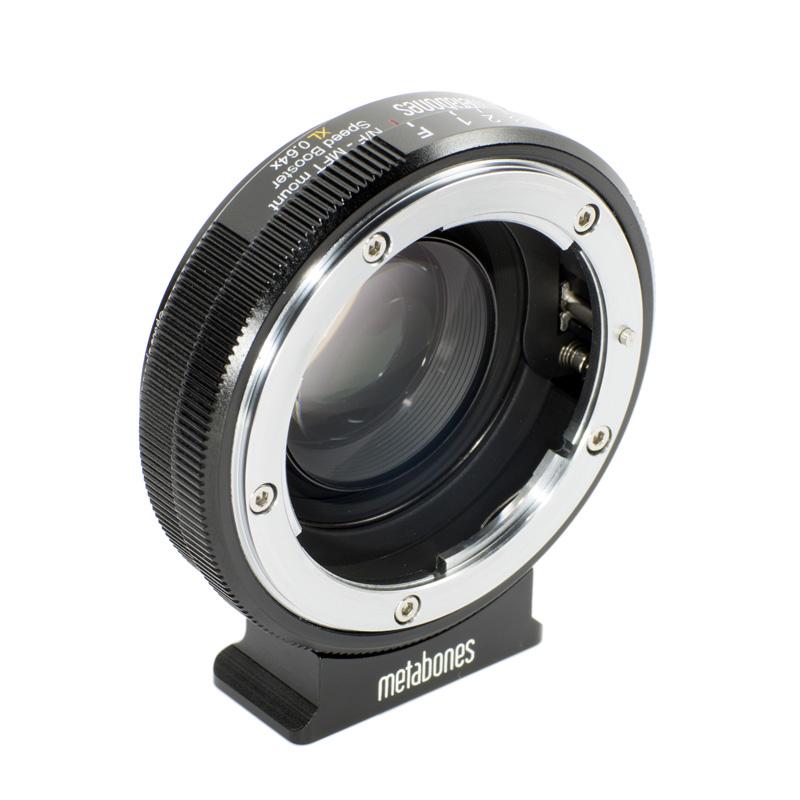 Metabones Nikon G to Micro Four Thirds Speed Booster XL 0.64x (MB_SPNFG-m43-BM2)