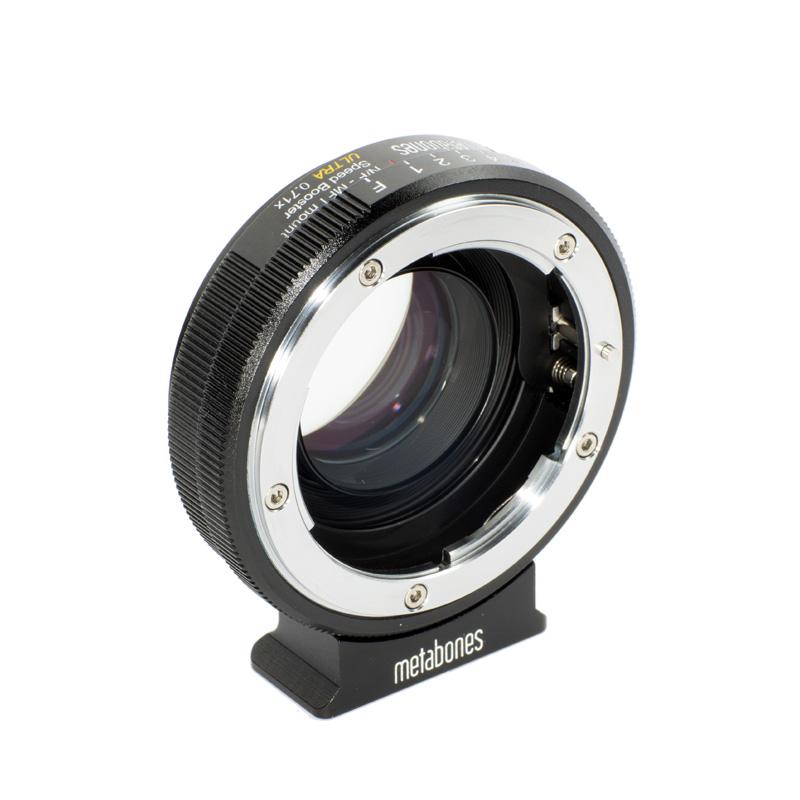 Metabones Nikon G to Micro Four Thirds Speed Booster Ultra 0.71x (MB_SPNFG-M43-BM3)