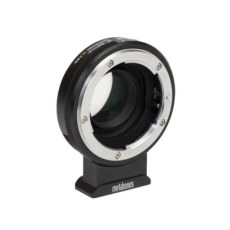 Metabones Nikon G Lens to BMPCC4K Speed Booster XL 0.64x (MB_SPNFG-m43-BM5)
