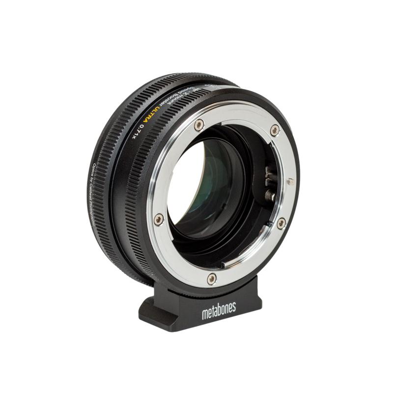 Metabones Nikon G to Nikon Z-mount Speed Booster Ultra 0.71x (MB_SPNFG-NZ-BM1)