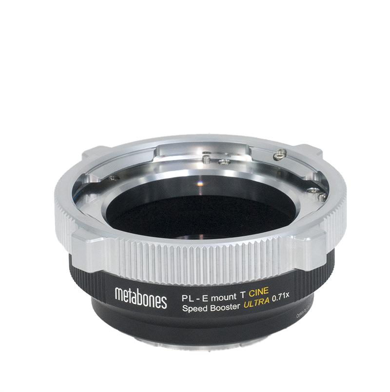 Metabones ARRI PL Lens to Sony E-mount T Cine Speed Booster Ultra 0.71x (MB_SPPL-E-BT1)