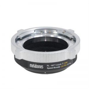 Metabones ARRI PL Lens to Micro Four Thirds T Cine Speed Booster Ultra 0.71x (MB_SPPL-M43-BT1)