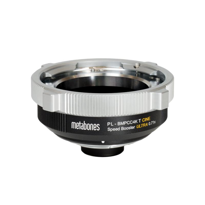 Metabones ARRI PL Lens to BMPCC4K T Cine Speed Booster Ultra 0.71x (MB_SPPL-M43-BT2)