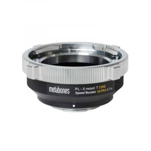 Metabones ARRI PL Lens to Fuji X mount T Cine Speed Booster Ultra 0.71x (MB_SPPL-X-BT1)