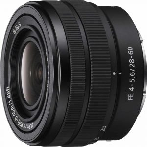 Sony FE 28-60mm F4-5.6 (SEL2860)