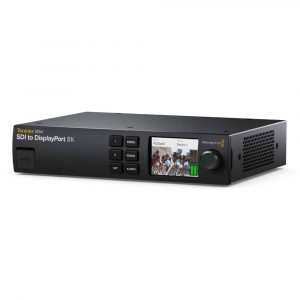 Blackmagic Design Teranex Mini SDI to DisplayPort 8K HDR (CONVN8TRM/AA/SDIDP|