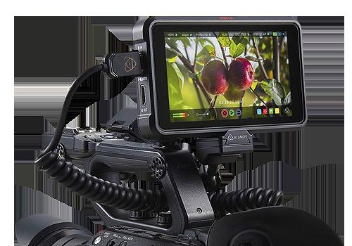 Atomos kamerové monitory