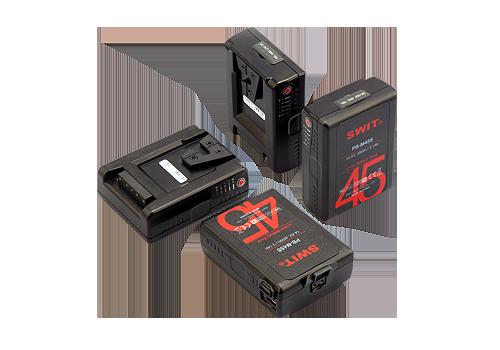 SWIT nabíjateľné batérie
