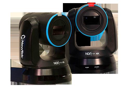 NewTek NDI PTZ kamera