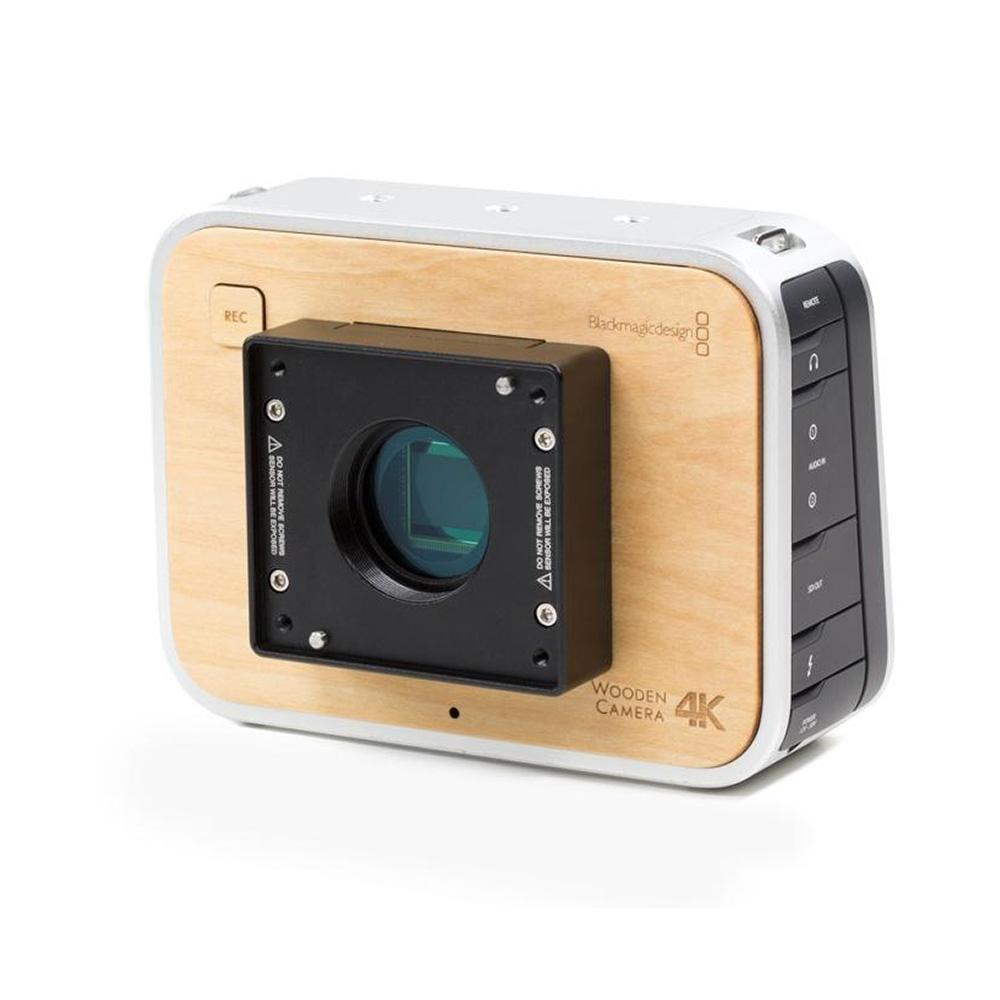Wooden Camera BMPC 4K Camera Modification